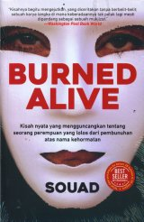 Detail Buku Burned alive (Cover Baru 2019)