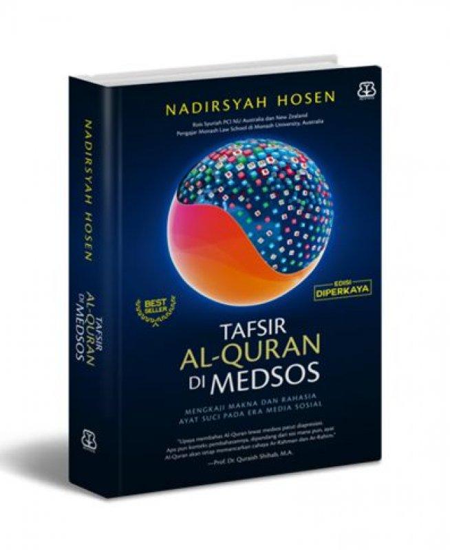 Cover Buku Tafsir Al-Quran di Medsos (Edisi Diperkaya-HC)