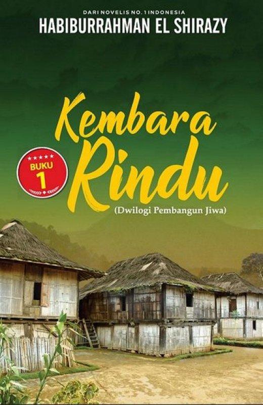 Cover Buku Kembara Rindu