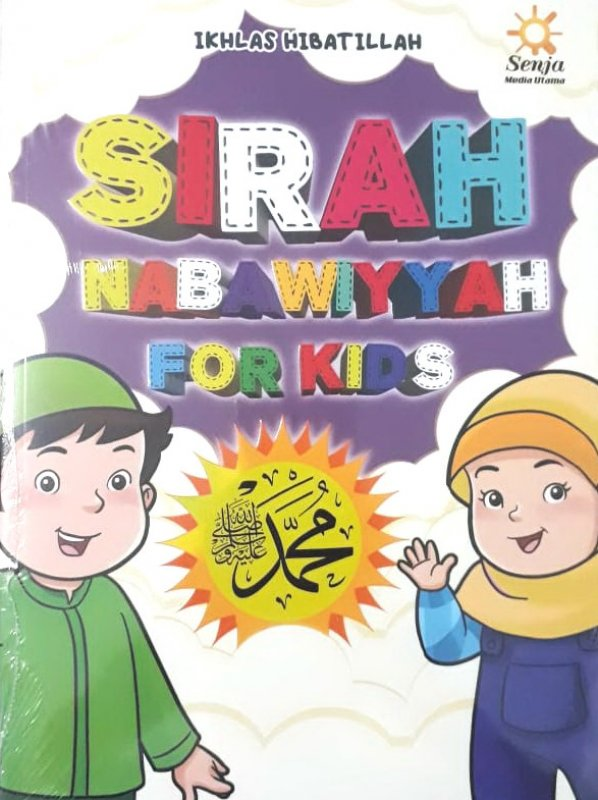 Cover Sirah Nabawiyyah For Kids