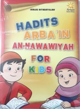 Hadits Arbain An-Nawawiyah For Kids