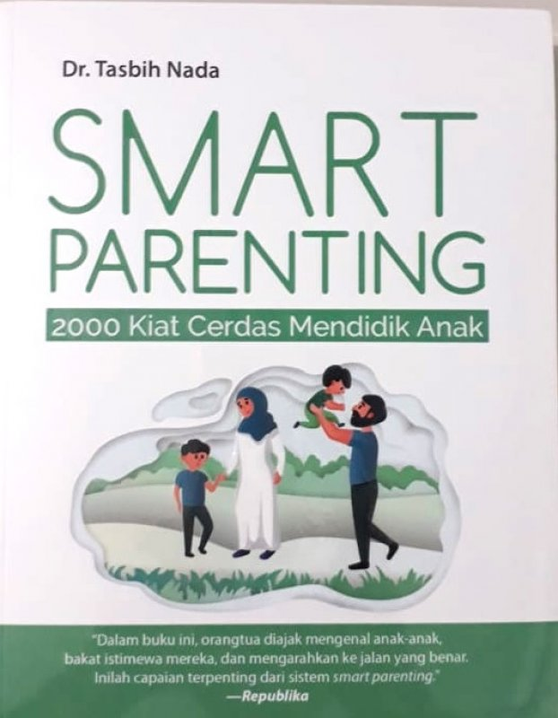 Cover Buku Smart Parenting: 2000 Kilat Cerdas Mendidik Anak