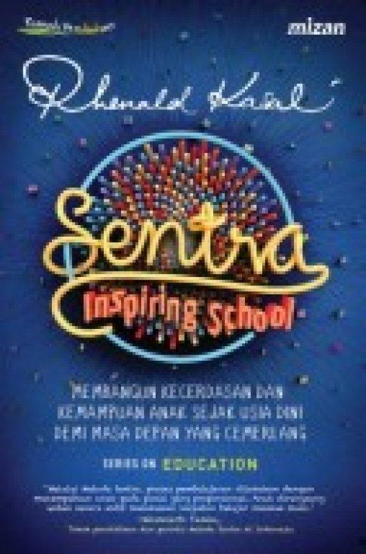 Cover Belakang Buku SENTRA