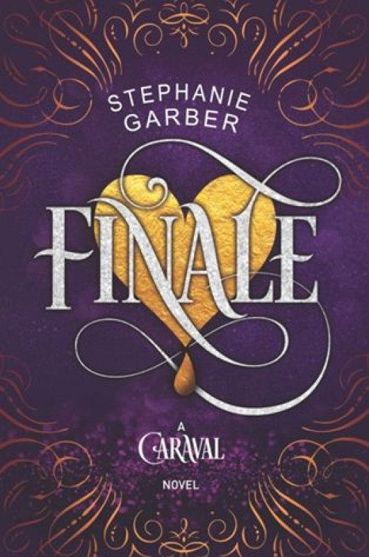 Cover Caraval #3 : Finale