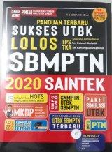 Panduan Terbaru Sukses UTBK Lolos SBMPTN 2020 SAINTEK