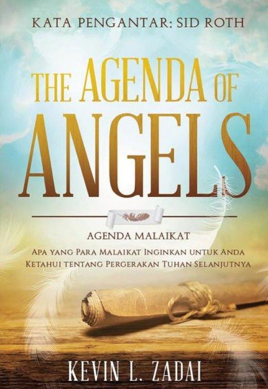 Cover Buku The Agenda Of Angels(Agenda Malaikat)