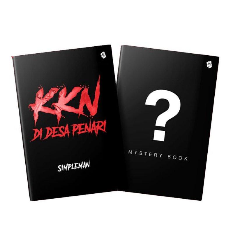 Cover Buku KKN di Desa Penari + Bonus 1 Buku (Promo Best Book)