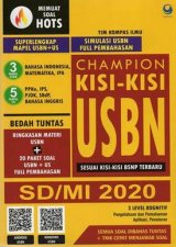 Champion Kisi-Kisi USBN SD/MI 2020