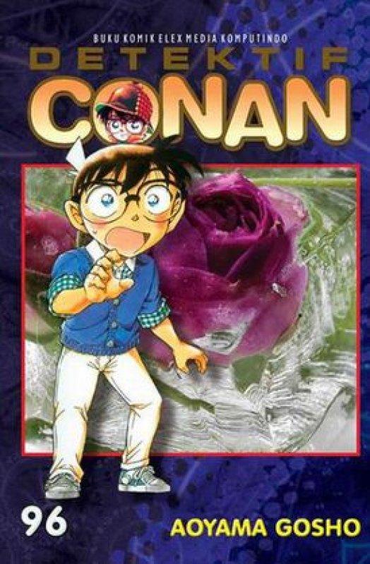 Cover Buku Detektif Conan 96