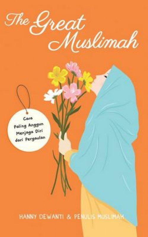 Cover Buku The Great Muslimah