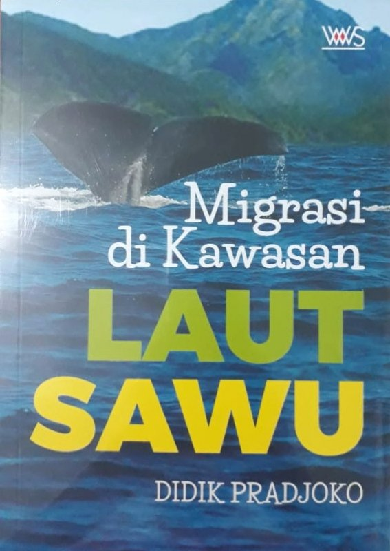 Cover Buku Migrasi di Kawasan Laut Sawu