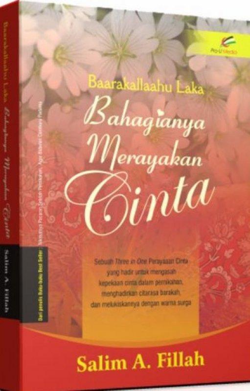 Cover Buku Barakallahu Laka: Bahagianya Merayakan Cinta