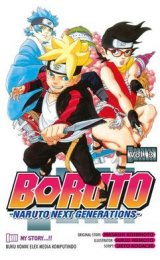 Boruto - Naruto Next Generation Vol. 3