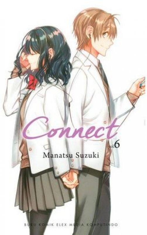Cover Depan Buku Connect 6
