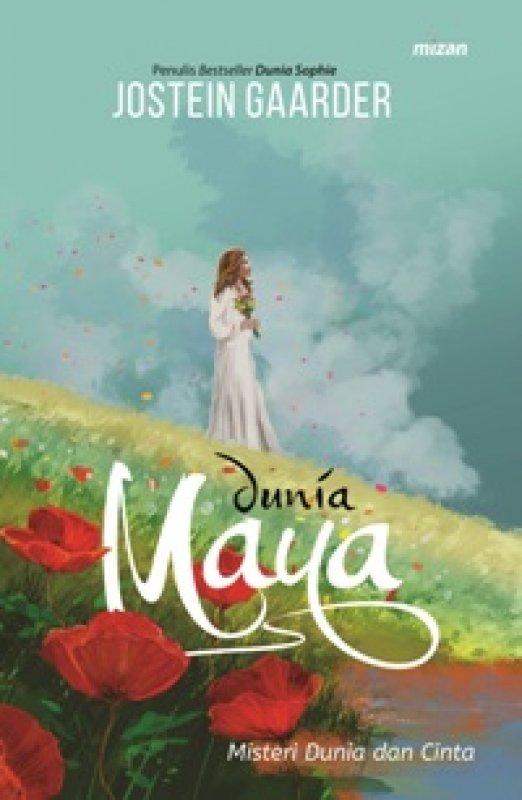 Cover Buku DUNIA MAYA (REPUBLISH)