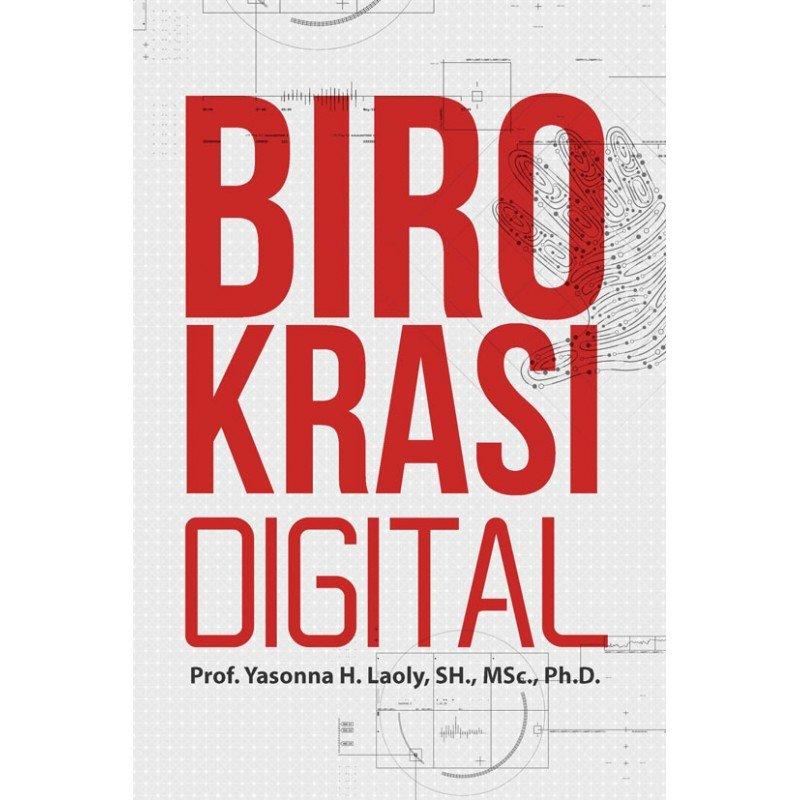 Cover Belakang Buku Birokrasi Digital