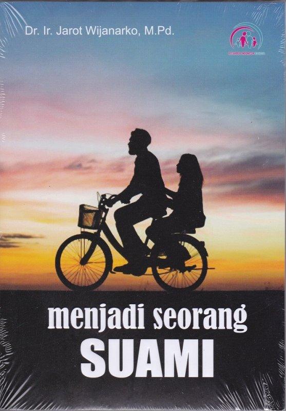 Cover Buku Menjadi Seorang Suami
