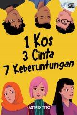 1 Kos, 3 Cinta, 7 Keberuntungan