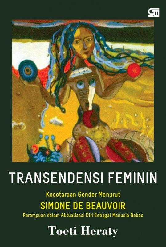 Cover Belakang Buku Transendensi Feminin