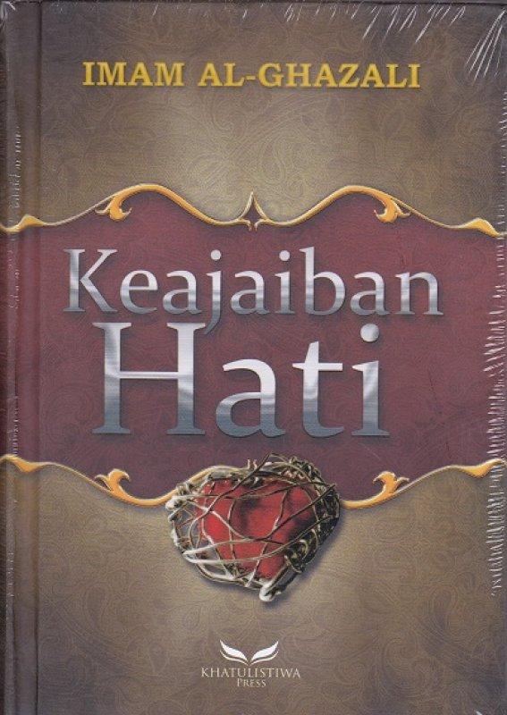 Cover Buku Keajaiban Hati HC