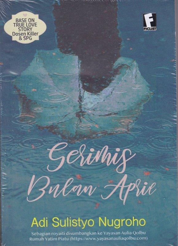 Cover Buku Gerimis Bulan April