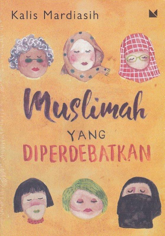 Cover Buku Muslimah yang Diperdebatkan Cover Baru