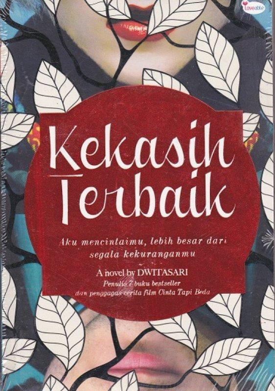 Cover Buku KEKASIH TERBAIK ( NEW COVER )