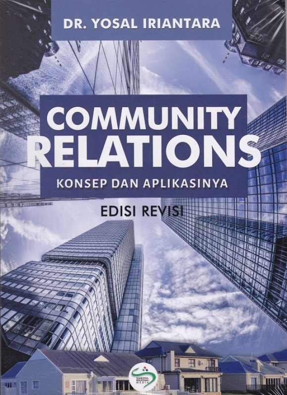 Cover Buku Community Relations Edisi Revisi