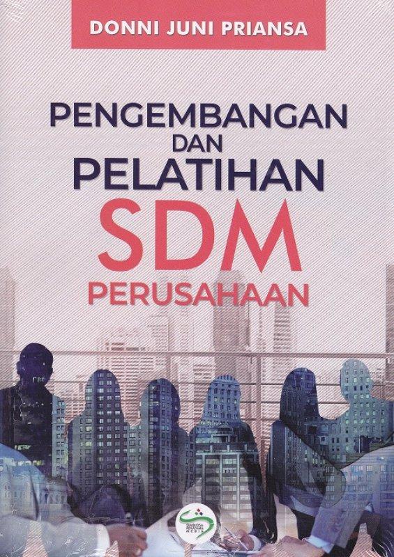 Cover Buku Pengembangan Dan Pelatihan SDM Perusahaan