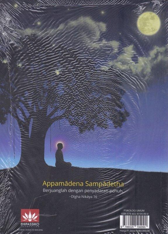 Cover Belakang Buku SAMMASAMBUDHA : Guru Dewa dan Manusia