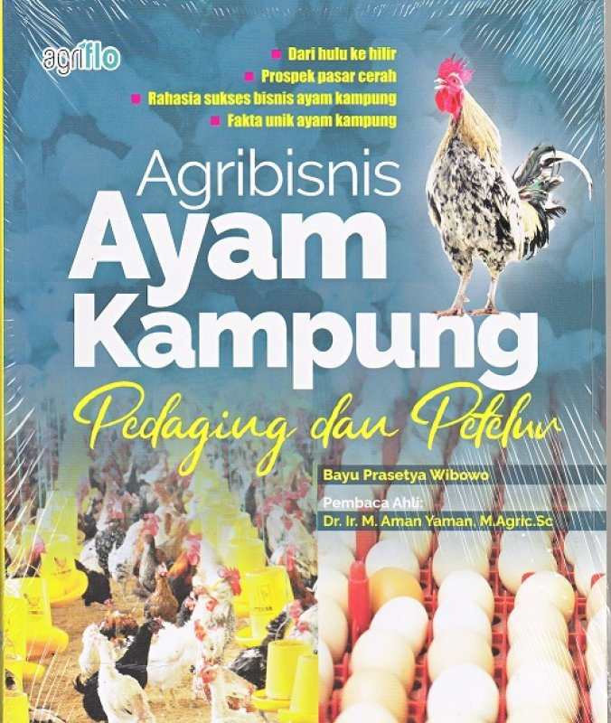 Buku Agribisnis Ayam Kampung Pedaging Dan Petelur Bukukita