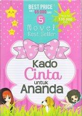 box paket 5 novel: kado cinta untuk ananda