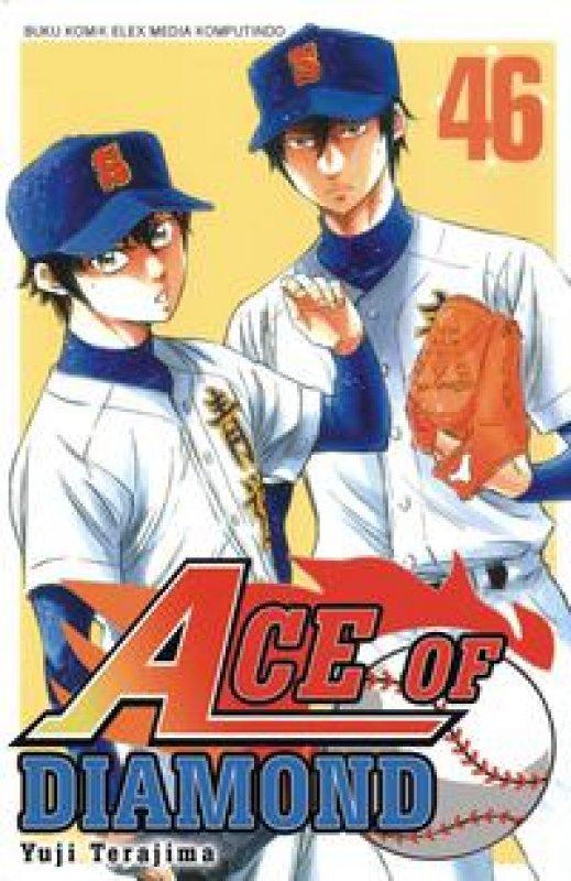 Cover Buku Ace Of Diamonds 46
