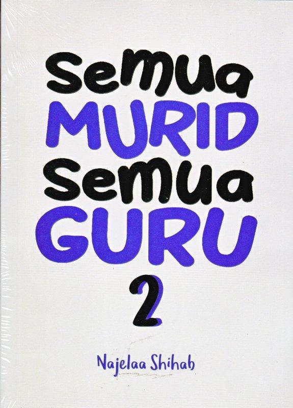 Cover Buku Semua Murid Semua Guru (Seri 2)