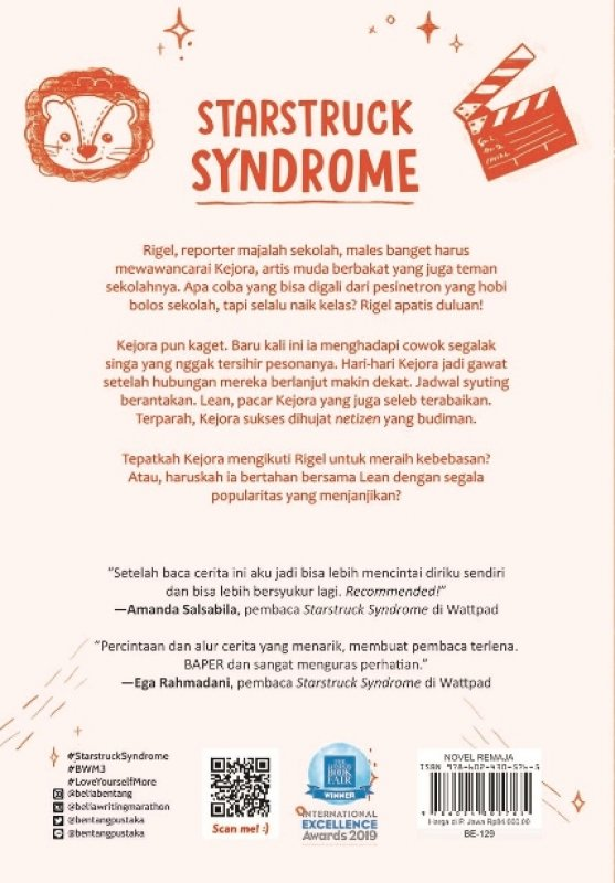 Cover Starstruck Syndrome
