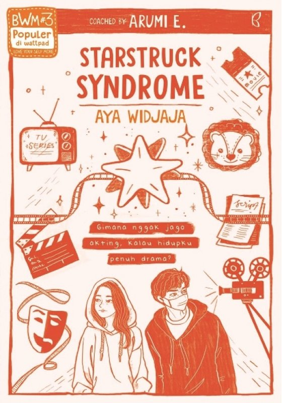 Cover Buku Starstruck Syndrome