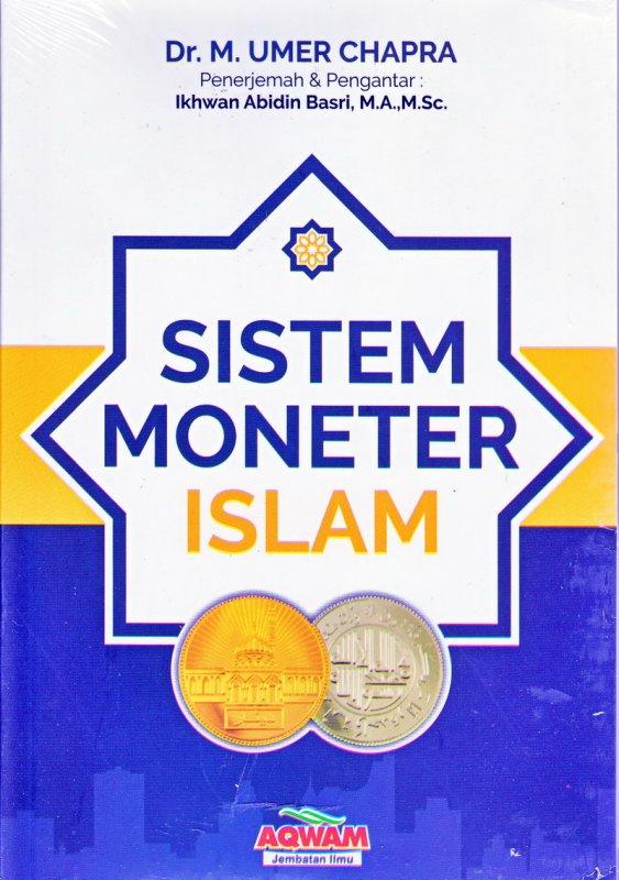 Cover Buku Sistem Moneter Islam (Aqwam)