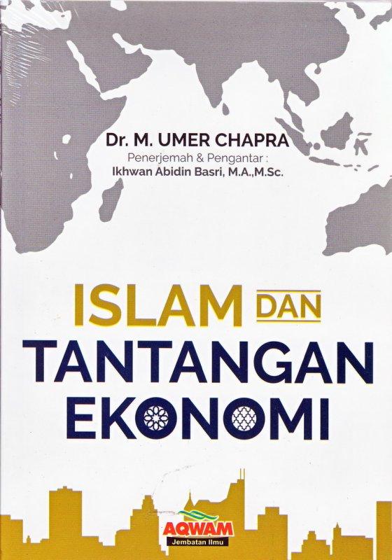 Cover Buku Islam dan Tantangan Ekonomi