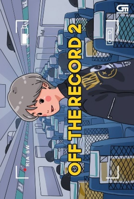 Cover Buku Off The Record 2