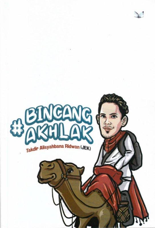 Cover Buku #Bincang Akhlak