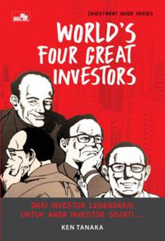 Cover Buku Investment Guide Series: World`S Four Great Investors