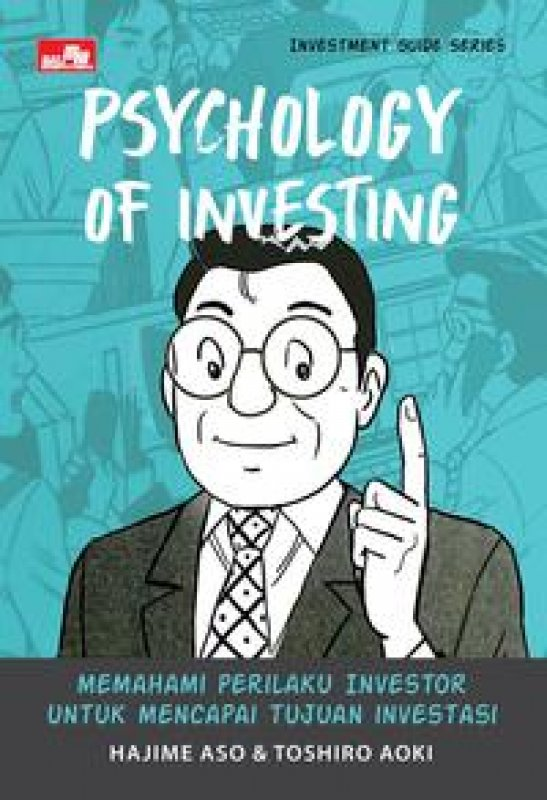Cover Buku Investment Guide Series: Psychology Of Investing