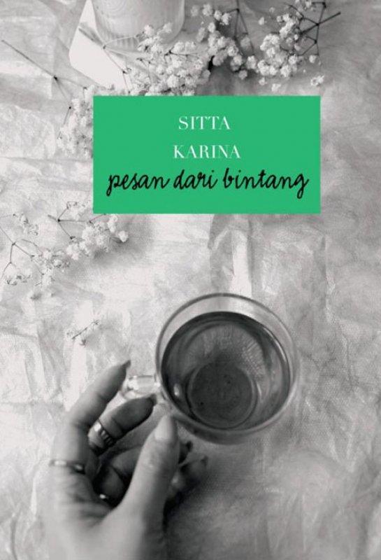 Cover Buku Pesan Dari Bintang