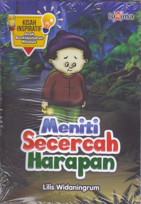 Cover Buku Meniti Secercah Harapan