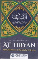 At Tibyan : Adab membaca & MENGHAFAL aLQUR