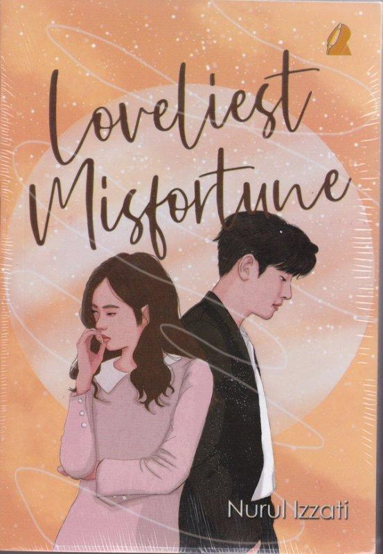 Cover Buku Loveliest Misfortune