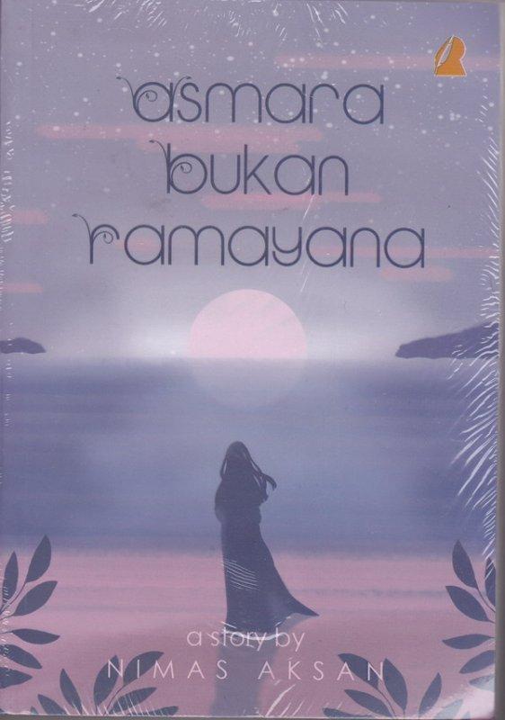 Cover Buku Asmara bukan Ramayana (novel roman)