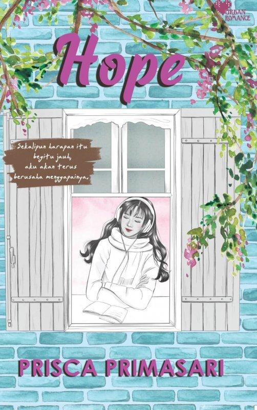 Cover Buku URBAN ROMANCE: HOPE