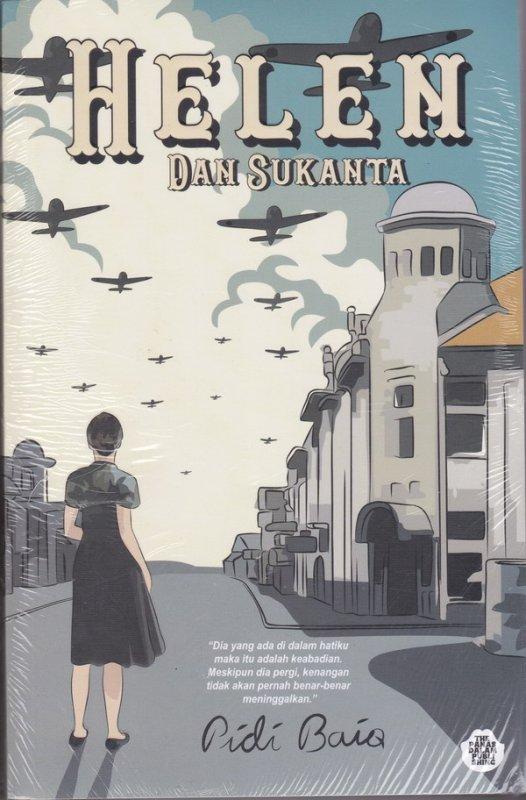 Cover Buku HELEN DAN SUKANTA ( Reguler )