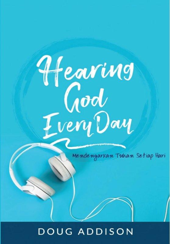 Cover Buku Hearing God EveryDay(Mendengarkan Tuhan Setiap Hari)